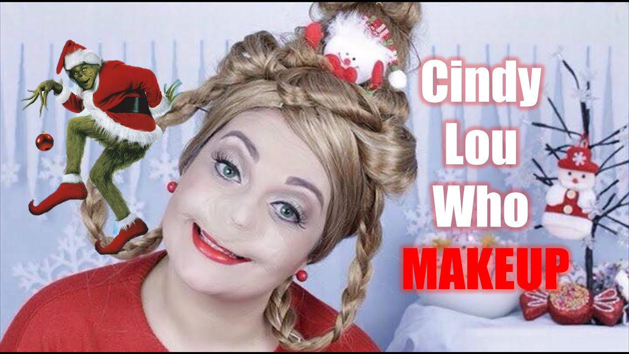 cindy lou who smiling - photo #6