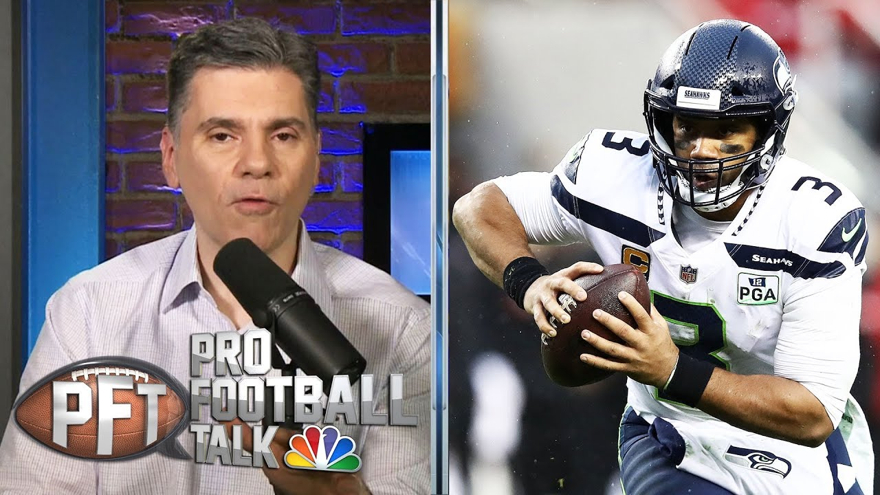 Could Seattle Seahawks really trade Russell Wilson? | Pro Football Talk | NBC Sports