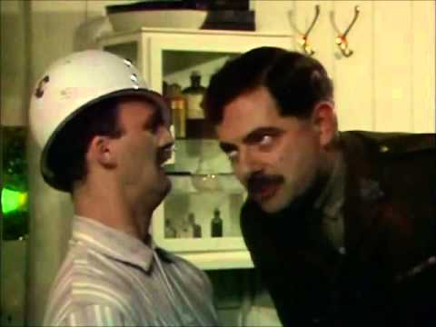 Blackadder interrogates Darling