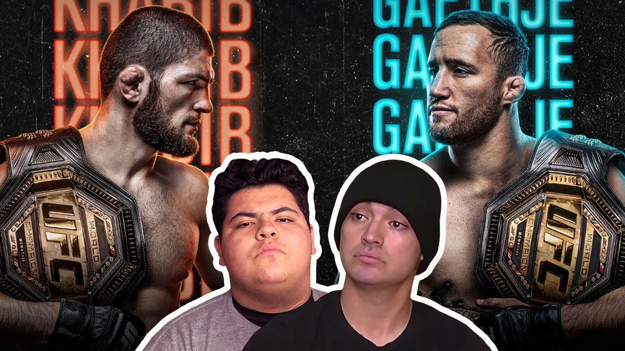UFC 254 Khabib vs Gaethje - LIVE Mexican Fight Companion