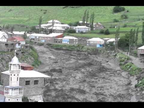Наводнение.Цумадинский район. с