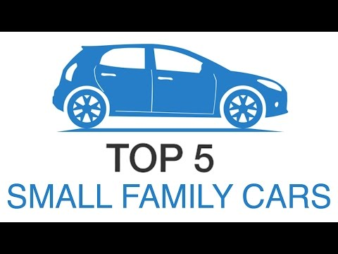 Best small family cars Auto Traders Top 5