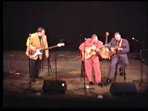 Richard Smith Trio - France 1999 - Full session .... Extra !