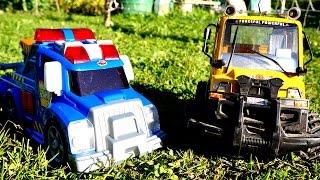 Мультики про машинки: Чак и его друзья! Мультфильм про эвакуатор и грузовичок.(, 2015-10-19T06:19:50.000Z)