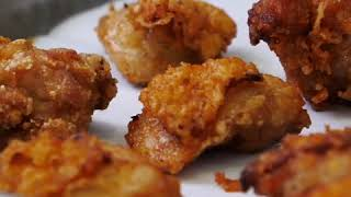 Cooking Recipes 84 : THE BEST Karaage Chicken