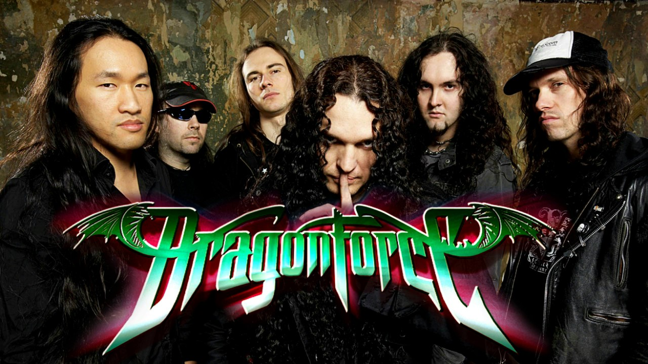 Through The Fire And Flames- Dragonforce - music - YouTube