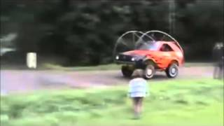 truck tipping over