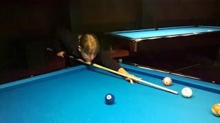 Kasi-Biljardi Straight Pool SM Naiset 2017