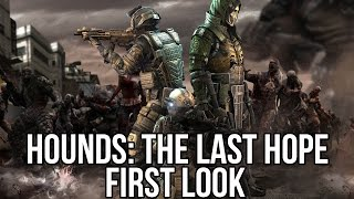 Hounds: The Last Hope (Free Online Shooter): Watcha Playin'? Gameplay First Look