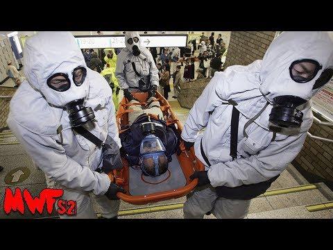 The Tokyo Sarin Gas Attacks Part 1 - Murder With Friends