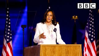 Download lagu Kamala Harris speech • What this moment means for women 🇺🇸 US Election 🔴 @BBC News live - BBC