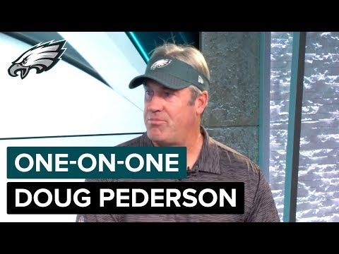 Doug Pederson 'Sense of Urgency Needs to Be Higher' | Eagles One-On-One