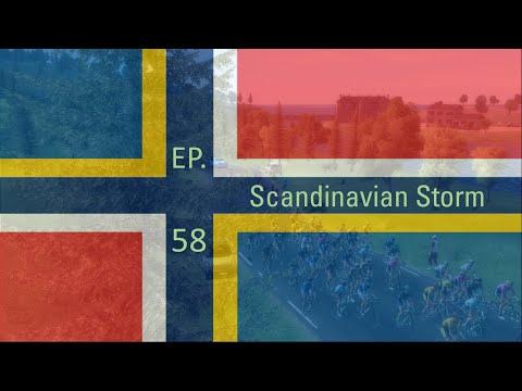 Scandinavian Storm | Ep. 58 | Finishing the season in style | Pro cycling manager 2020 Career Mode |