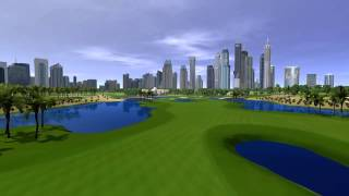 The Address Montgomerie Dubai Hole 18