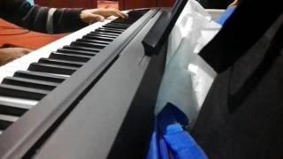Last Living Souls Gorillaz piano cover
