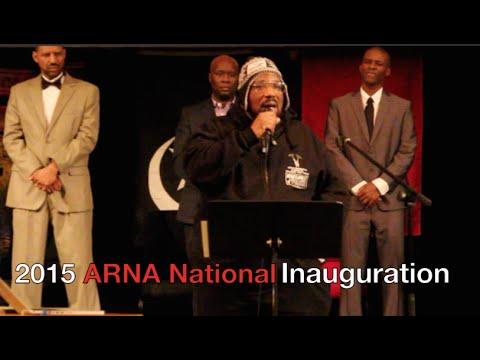 ARNA Inauguration: Dr Ali Muhammad, Qebehsenuf & More