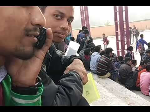 Pk College exam form Agra College this video on this situation