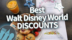 Best Walt Disney World Discounts