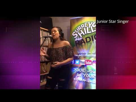 Surrey Teenager Wins Best Vocalist in National Competition