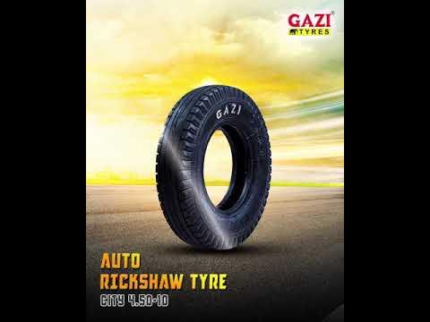 Gazi Auto Rickshaw Tyre