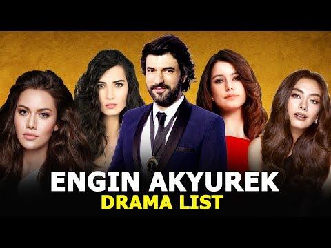 Top 5 Engin Akyurek Drama List - You Must not miss