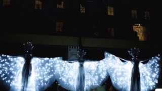 Ангелы для свадьбы и оформления танца молодоженов в Ростове, Краснодаре