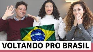Razões Para Voltar Pro Brasil  &  Bye Bye Australia