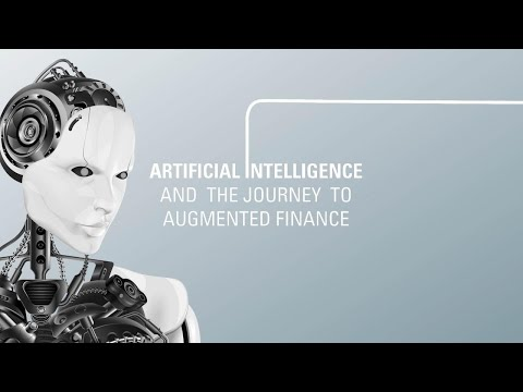 Artificial Intelligence and the Journey to Augmented Finance