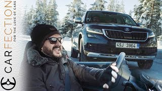 How To Have Fun In A Skoda - Carfection