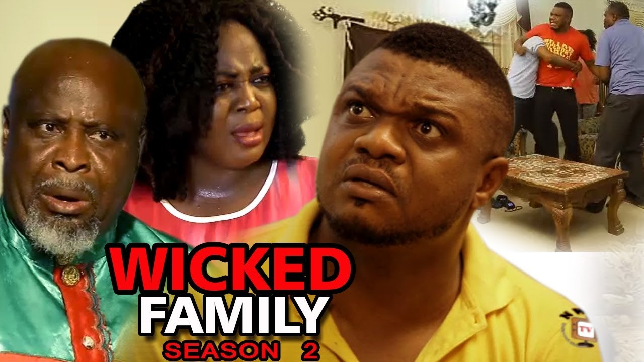 Download Wicked Family Season 2 - Ken Eric 2017 Latest Nigerian Nollywood Movie