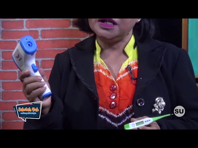 Sekolah Yuk SMP Kelas 7 Eps. 7 Suhu & Jenis-Jenis Termometer - IPA