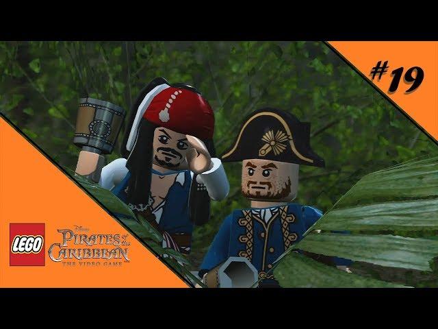 EIN SPANISCHES VERMÄCHTNIS ☠ Let's Play LEGO Pirates of the Caribbean #19
