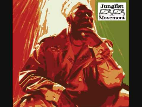 DJ K & Capleton - On A Mission (Jungle Remix)
