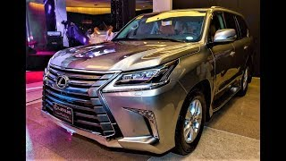NEW - 2019 Lexus LX570 5.7L V8 Super Sport - Exterior and Interior FULL HD 585h