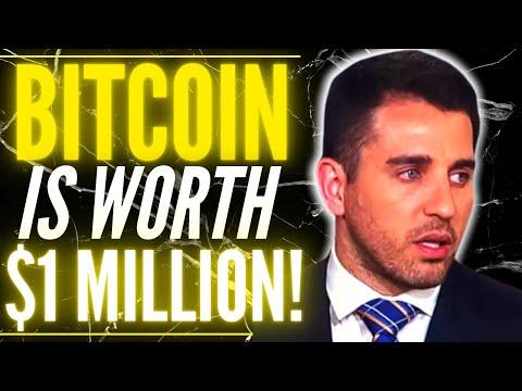 Anthony Pompliano NEW Bitcoin Price Prediction Bitcoin Price Target $1 MILLION | (2021) Bitcoin News