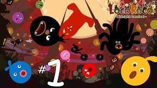 LocoRoco Midnight Carnival ⌠PSP⌡- Part 01 Recycling