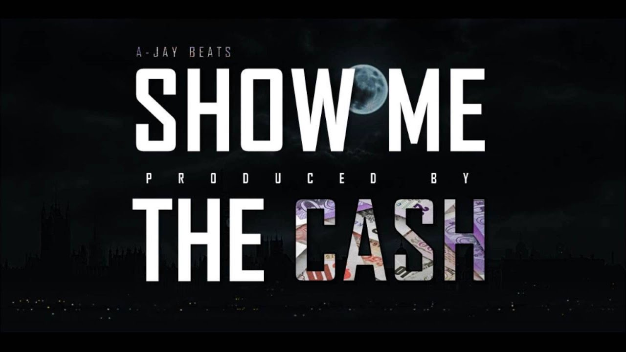 Show me the cash and fuck her