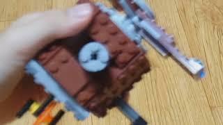 [브릭빌더] 레고 플라잉 머신 (클래시 로얄)
