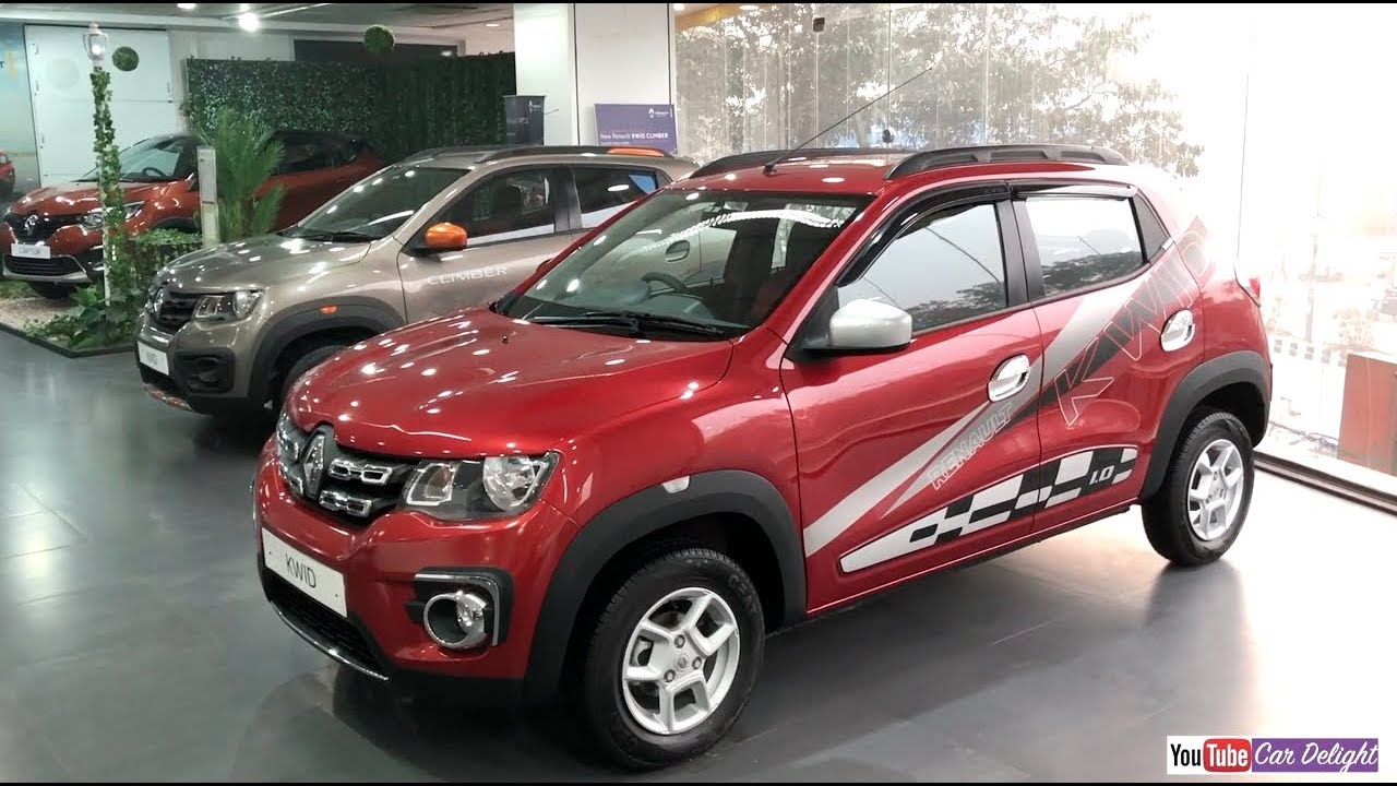 Renault Kwid 10 Rxt Model Review Interior And Exterior Youtube
