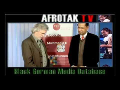 Black History Month Berlin John Matip-Eichler BUNDESZENTRALE POLITISCHE BILDUNG Afrika Deutschland