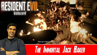 The Immortal Jack Baker - Resident Evil 7 [Normal] [#02]
