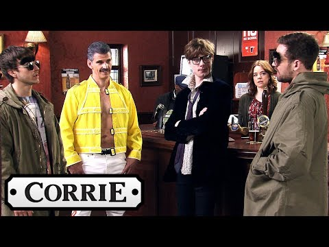 Coronation Street - Robert's Stag Do Gets Underway | PREVIEW