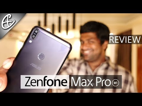 ASUS Zenfone Max Pro M1 - Better than the Redmi Note 5 Pro?