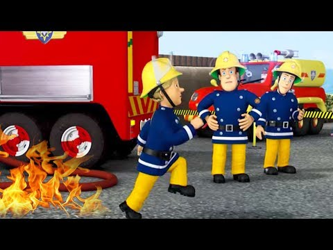 Fireman Sam US NEW Episodes HD | Best Helicopter Rescues | 30 minutes Marathon | NEW Season10 🚒 🔥