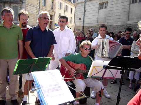 CHORALE S'CALE AVRILLE BILLY MAGEE MAGAR