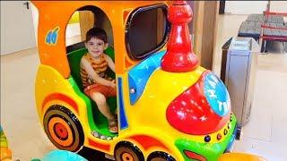 Kids Ride on Train Nursery Rhymes