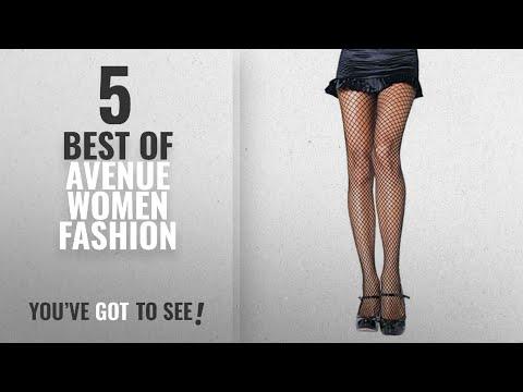 Avenue Women Fashion [2018 Best Sellers]: Leg Avenue Women's Industrial Net Pantyhose, Black,One