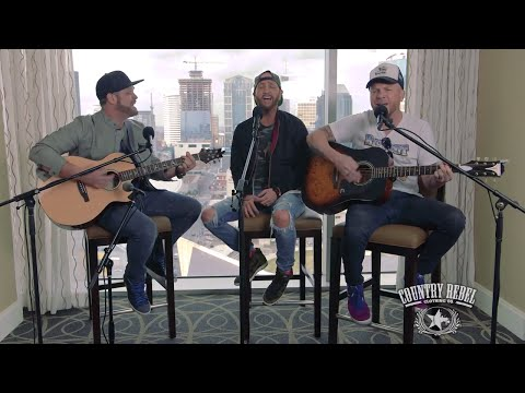 LOCASH 'I Love This Life' // Country Rebel Skyline Sessions