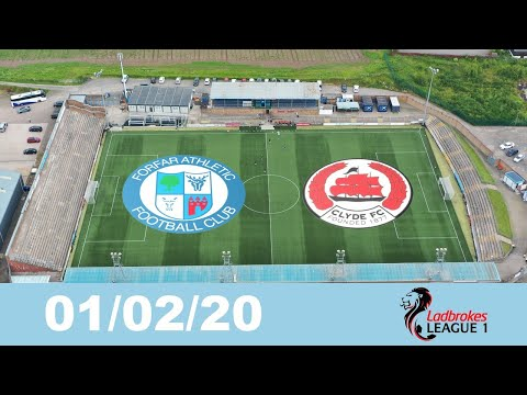 Forfar Clyde Goals And Highlights