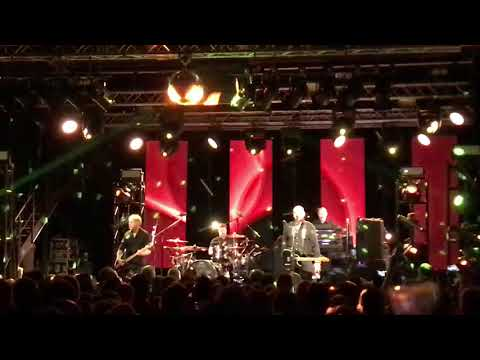 The stranglers golden brown Lincoln 23/03/18